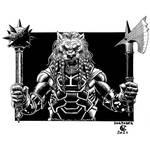 Inktober 52 - Cat