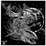 Inktober 52 - Planet