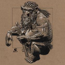 Fantasy doodles XXXVIII