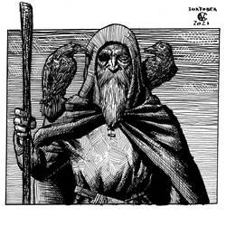 Inktober 2021 - Raven