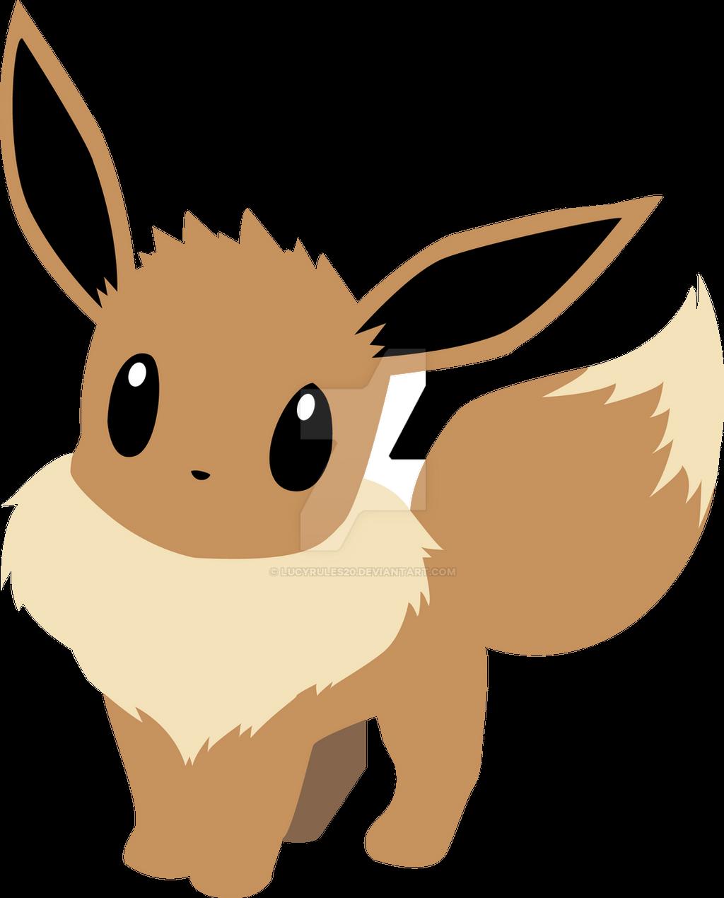 Vector Pokemon Eevee Glaceon Images