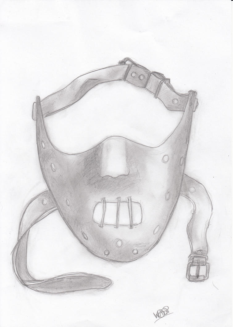 hannibal lecters mask by xxxwaspxxx on deviantart