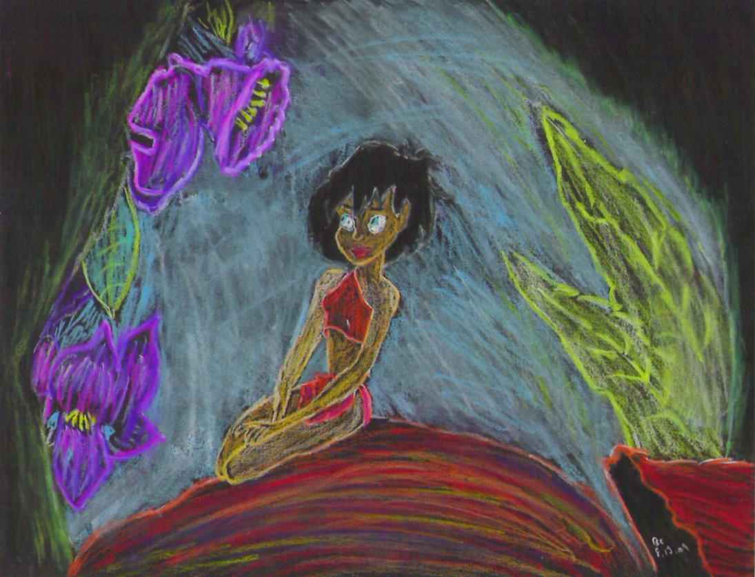 Fern Gully by ghettoflower
