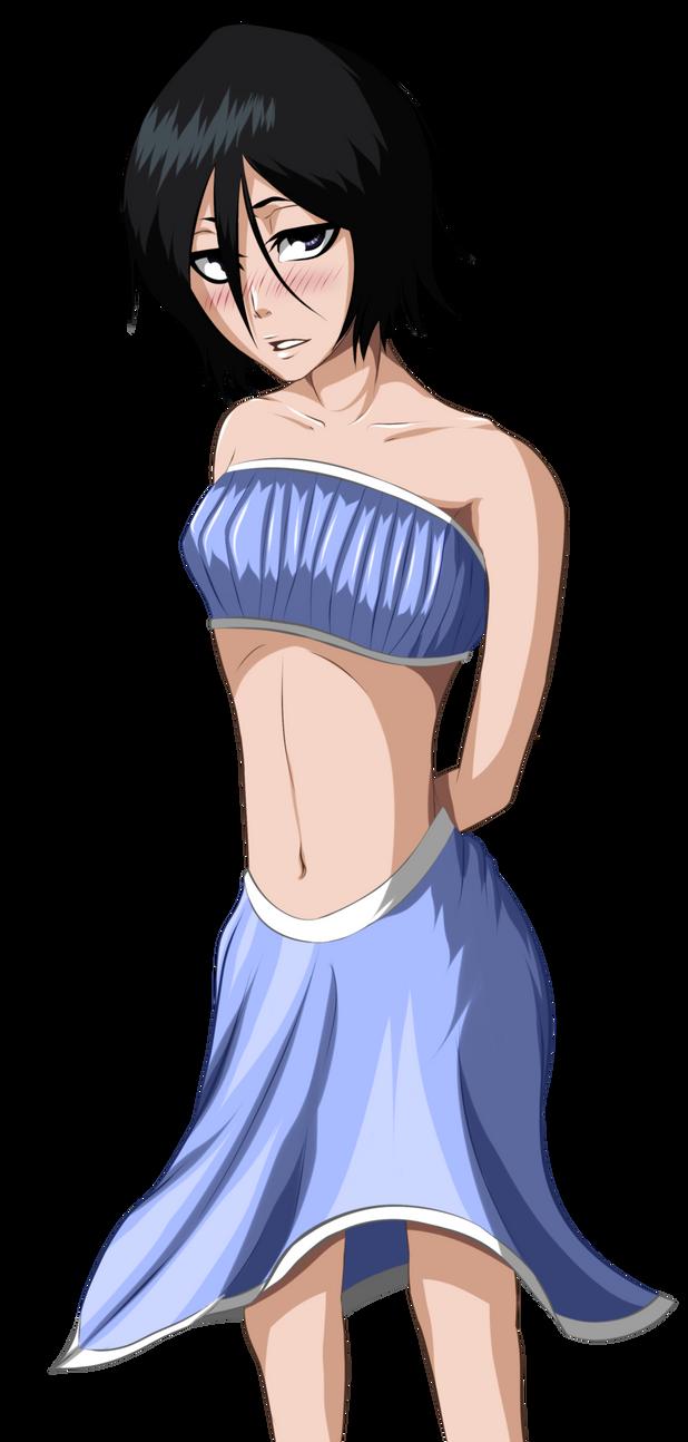 Rukia by Rocky-Ace