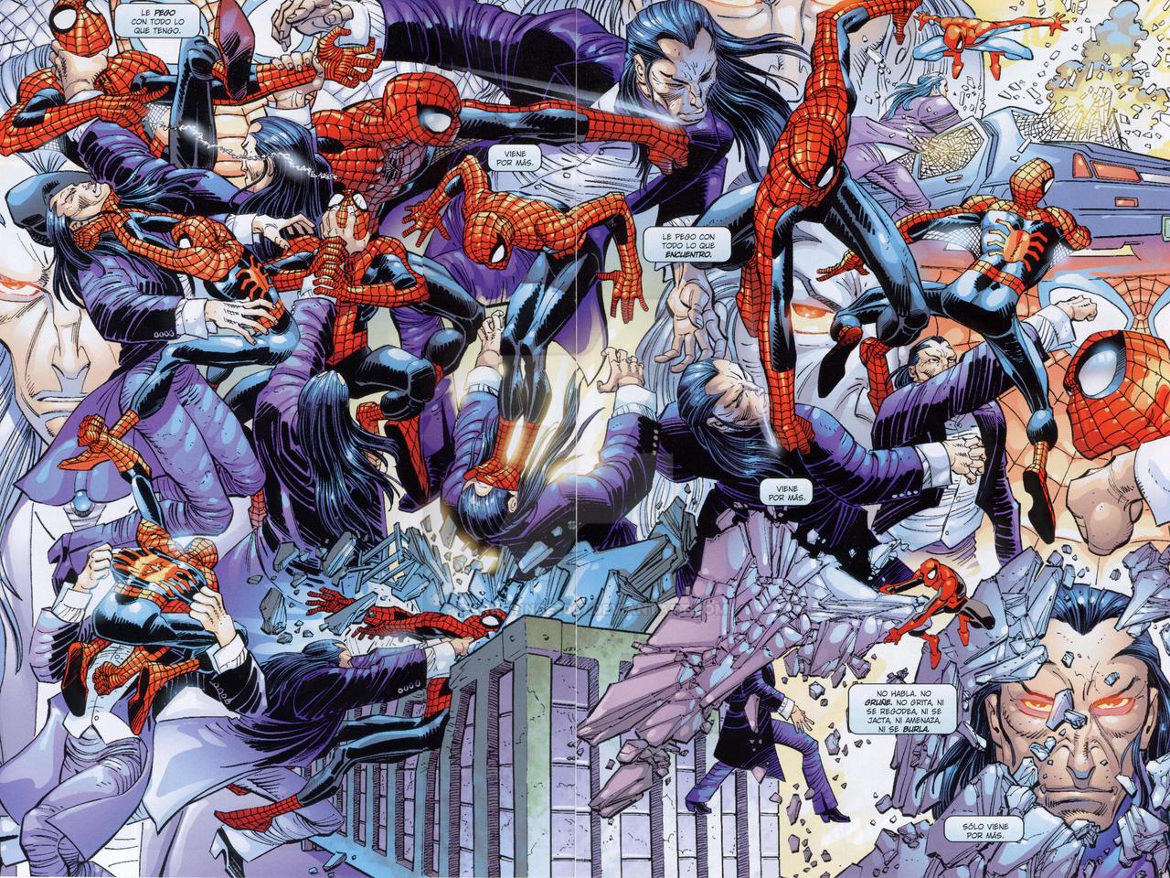 spider man s greatest battles