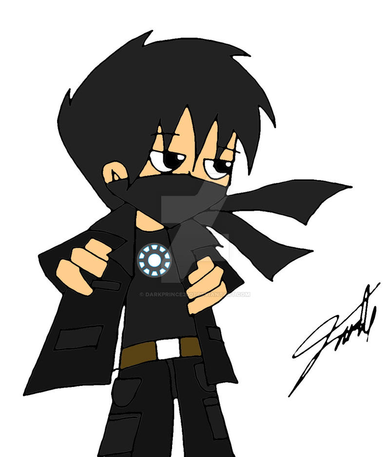 I'm not Tony Stark by DarkPrince2007