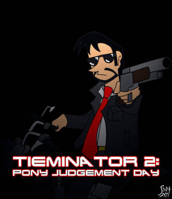 Tieminator 2: The pony judgement day