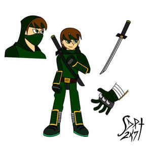 Steven the ninja