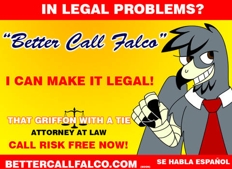 In legal problems?