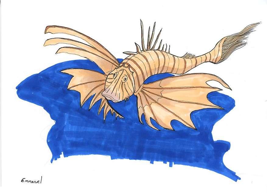Fish by arilir