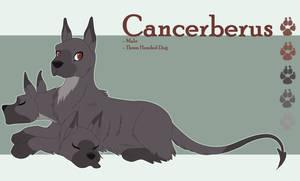 .: Cancerberus Sheet Ref :.