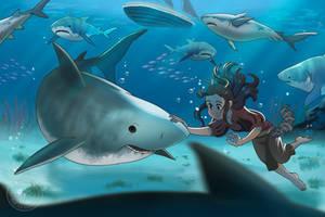 .:PH: Petting Sharks :.