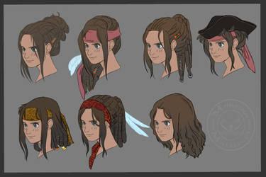 .: PH: Ainara Hairstyles :.