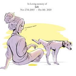 .: In loving memory of Jack :.