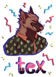 Tex by undeadopossum