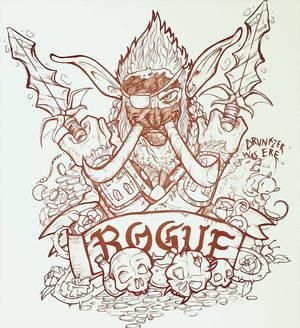 Drunkzer The Rogue
