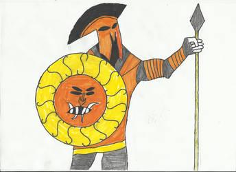 Spearman by ijustlikehalo