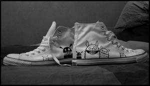 My custom shoes