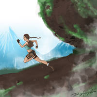 The Great Chase: Lara Croft