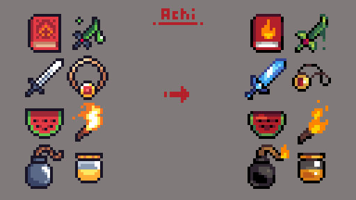 Revisiting 16x16 items from 2018