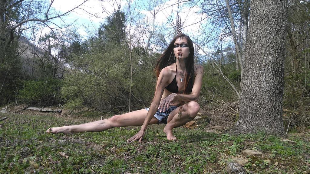 Tribal Native American by spexylexylove