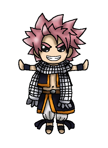 Puppet Natsu Dragneel by Pokecure123