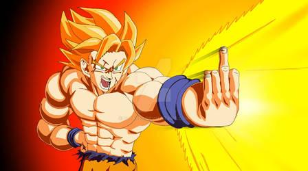 Goku? GoF**kYourself