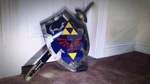 Legend of Zelda: Link's Shield