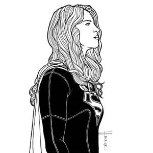 Be your own hero - Supergirl