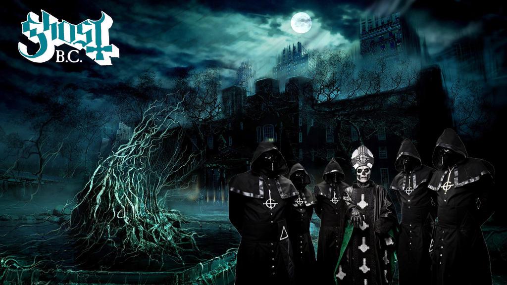Ghost BC Wallpaper By Kebi56