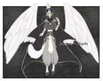 Adoptable13 Monochrome prince CLOSED