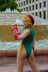 Cammy: Victory At It's Finest