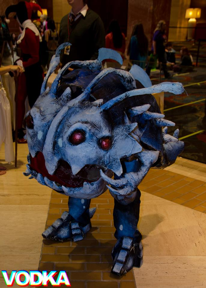 KOG'MAW from League of Legends - Daily Cosplay .com