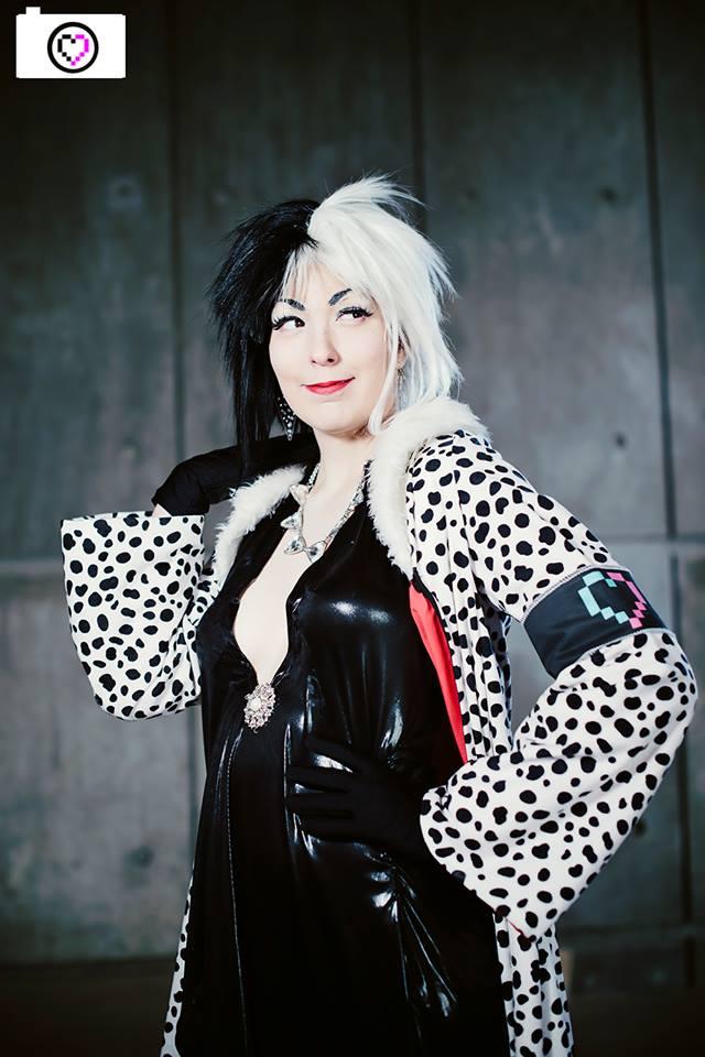 Cruella-- Smirk by Miss-Marquin