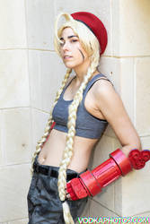 Cammy White-- Casual by Miss-Marquin