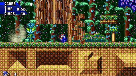 Great Forest Zone 3 by Sonic-TheBlueBlur