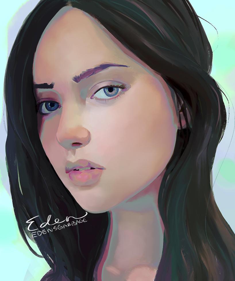 Sketch by EdensGarbage