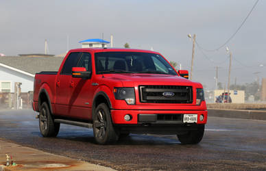 RED F150