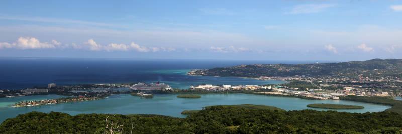 Carnival Vista in Montego Bay
