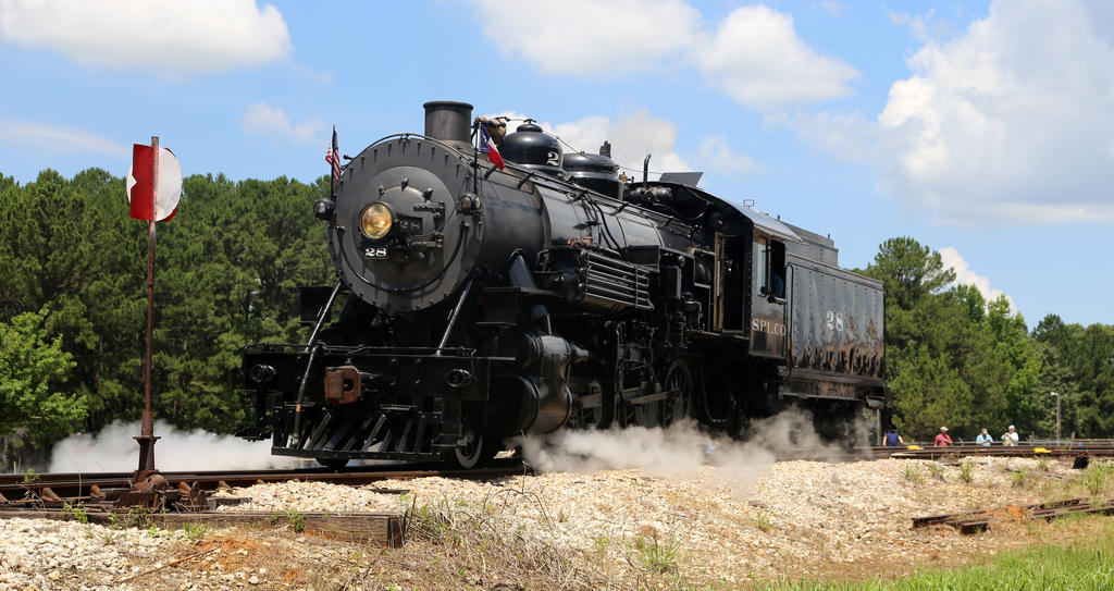 Palestine Train Engine#28