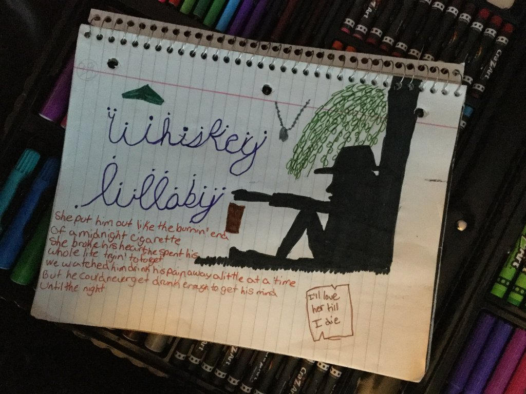 Whiskey Lullaby by BALORTRISHQUEEN
