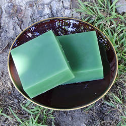 Bent Earth Soap by RosaleenDhu