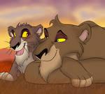 Azra and Nuka
