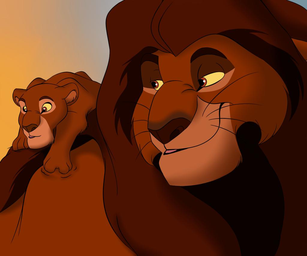 Mohatu lion king