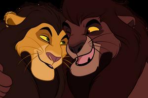 Rauf and Jemadari by Seryva