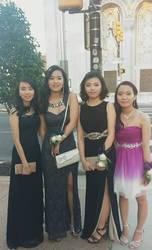 Senior prom by JeaZheng