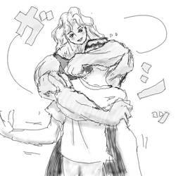 hug by shujisi