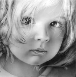 little Girl by asariamarka