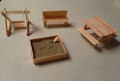Exceptionnel Popsicle Stick Furniture By Butterfly029 ...