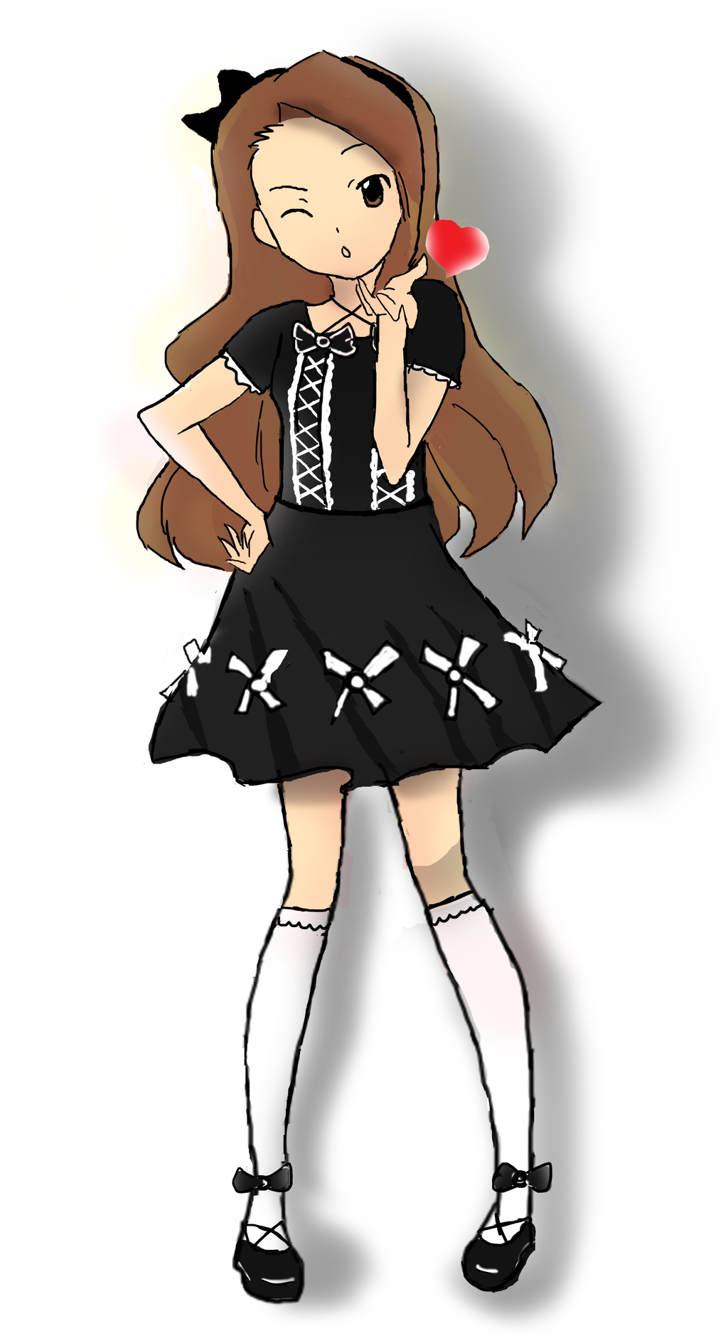 Iori Idolmaster:Request by HaxGodJet